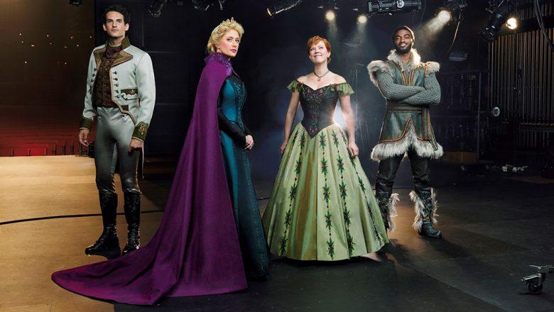 Broadway's Frozen