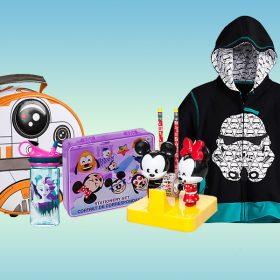 Disney Store school merchandise