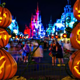 Halloween at Disney Parks