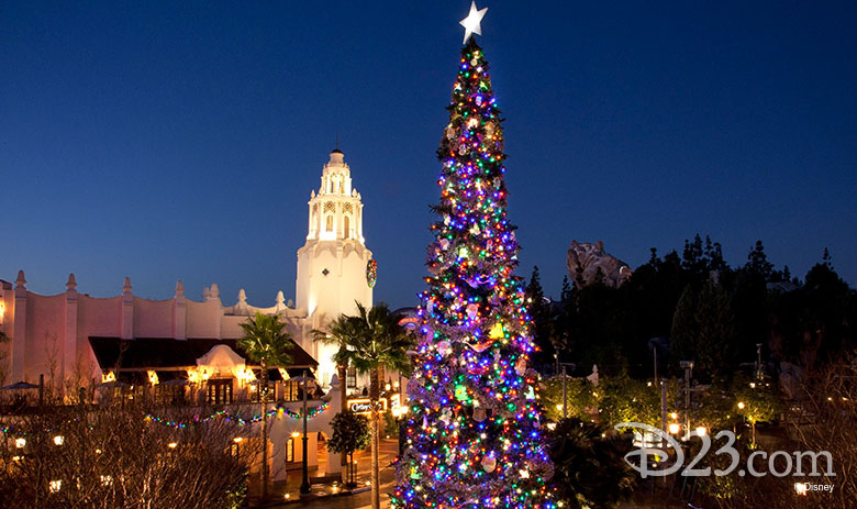 Disney California Adventure holiday