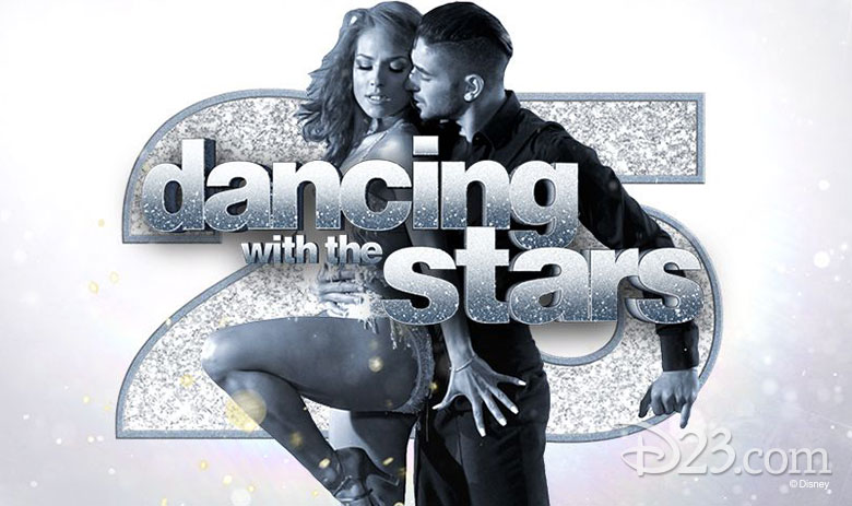 Dancing with the Stars Season 25 logo