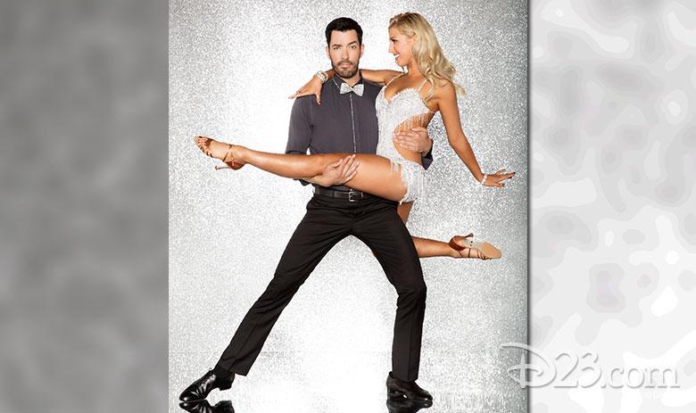 Drew Scott, dancing with Emma Slater