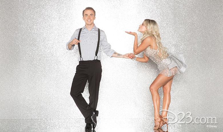 Frankie Muniz, dancing with Witney Carson