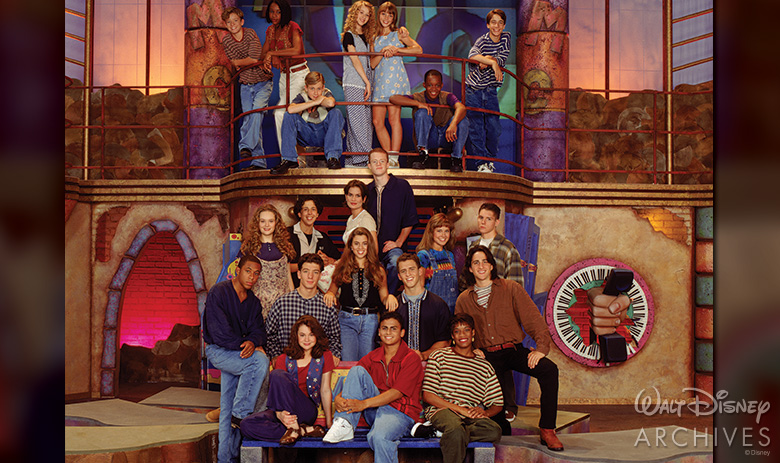All New Mickey Mouse Club (MMC)