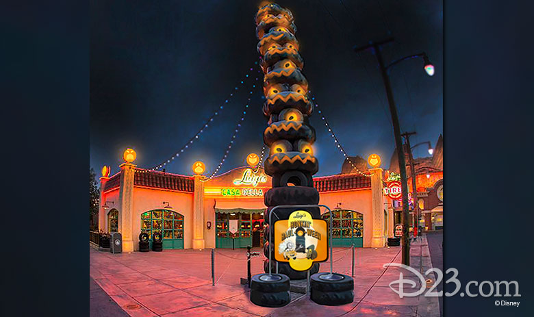 Disney California Adventure Halloween