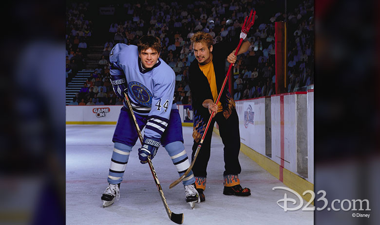 H-E Double Hockey Sticks