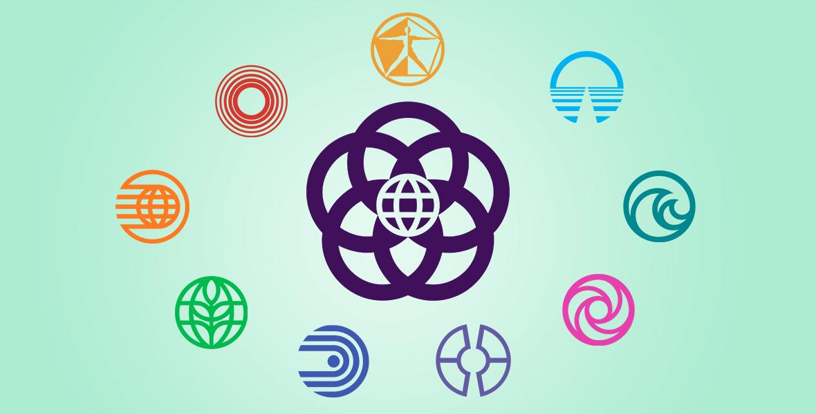 The Symbolism Behind Epcot's Symbols - D23