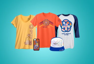 shopDisney Epcot 35 Merchandise