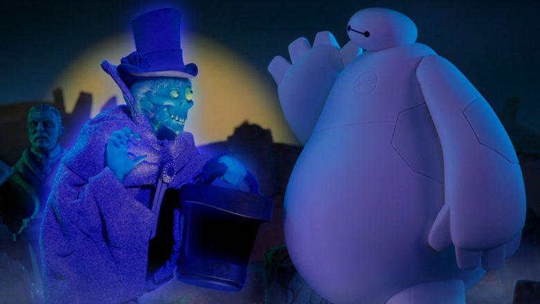 Disney XD Haunted Mansion promo
