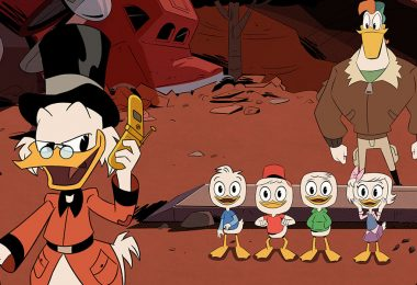 D23 Expo 2017 Highlights: DuckTales Q&A Panel