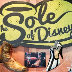The Walt Disney Archives' New Exhibit is Good for the Sole