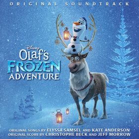 Olaf's Frozen Adventure soundtrack cover