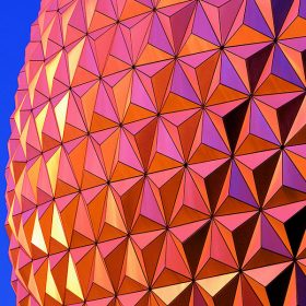 6 Dreamy Epcot Wallpapers for your Phone (or Desktop or Tablet!)