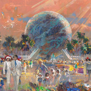 You Have to See This Epcot Concept Art