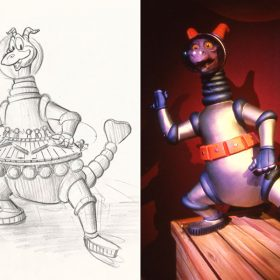 Figment concept art and photo
