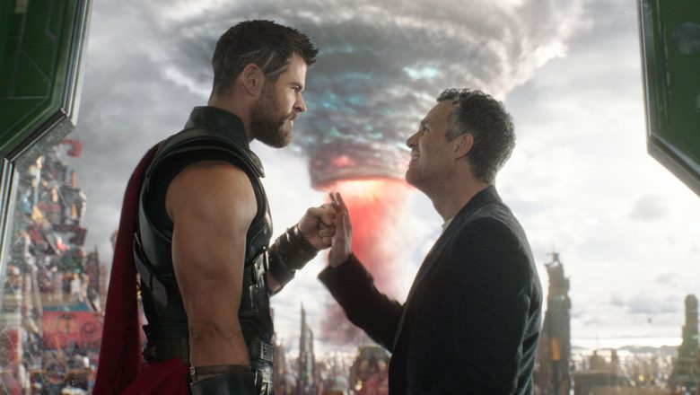 Thor and Bruce Banner