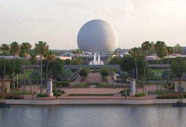 Disney Legends and Luminaries Share Favorite Memories of Epcot