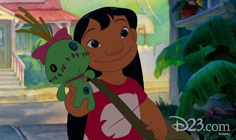 Awesome Disney girls