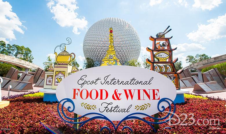 Epcot International Food & Wine Festival