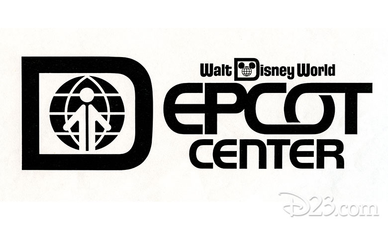 Epcot Center logo concept