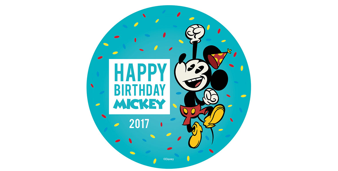 Here S How Mickey Mouse Is Celebrating His Birthday D23
