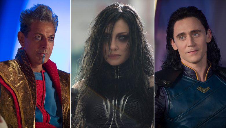 Thor: Ragnarok villains