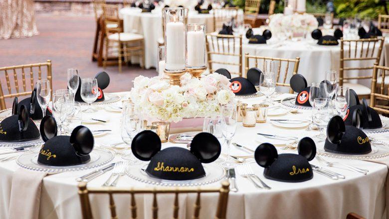Mickey Mouse Disney Fairy Tale Weddings