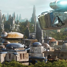 Star Tours Batuu location