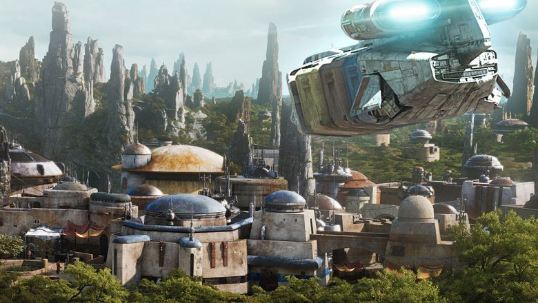 Travel To Star Wars Galaxy S Edge On A Brand New Star
