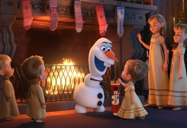 D23 Expo 2017 Highlights:Olaf's Frozen Adventure
