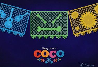 Coco Papel Picado