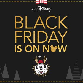 shopDisney.com Black Friday