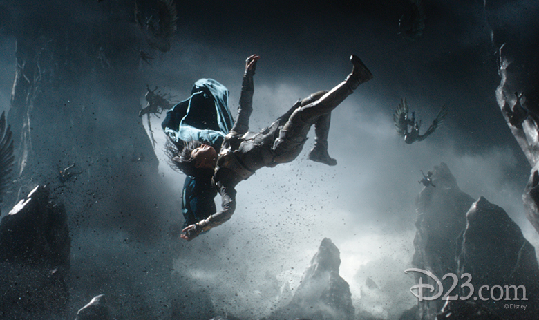 Valkyrie in Thor: Ragnarok