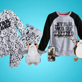 shopDisney Star Wars Porg Merchandise