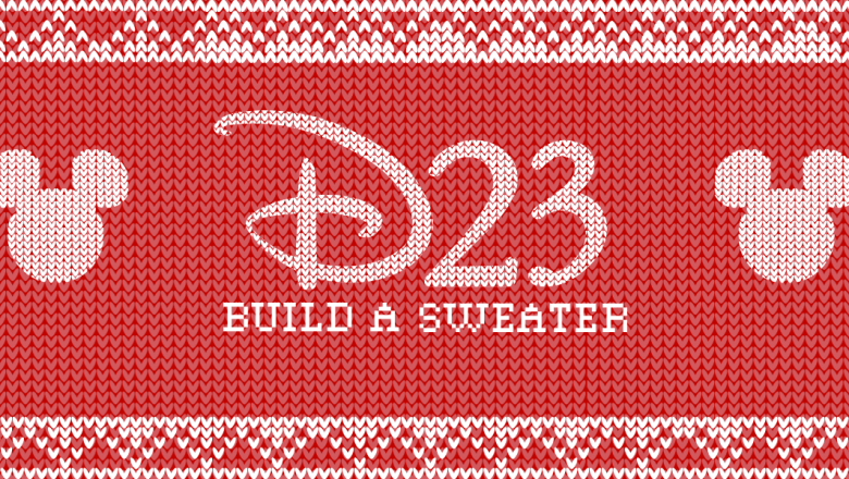 D23 Build a Sweater