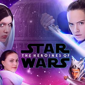 Heroines of Star Wars wallpaper