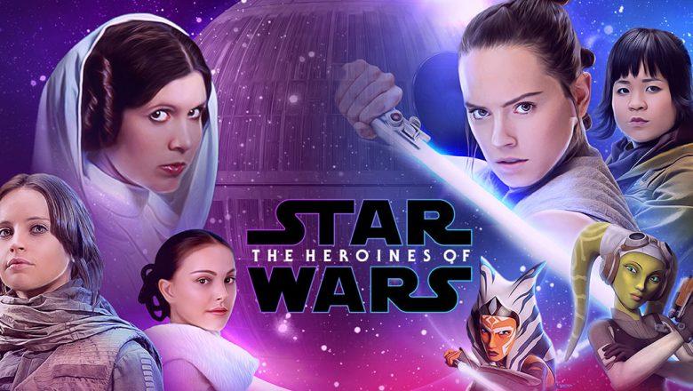 Star Wars Heroines Wallpapers For Your Desktop Tablet Or Phone D23