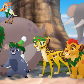 The Lion Guard holiday episdoe
