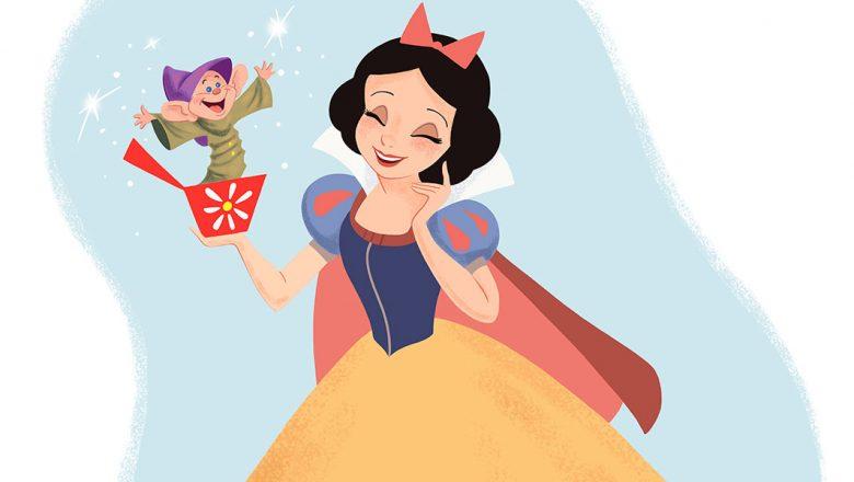 D23 Days of Christmas Disney artist holiday art