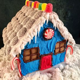 The Chew's Foolproof Gingerbread House
