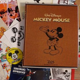 2018 D23 Gold Member Gift - Mickey Mouse