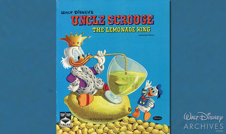 Scrooge McDuck comic