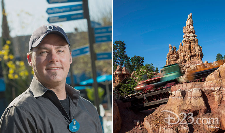 Walt Disney Imagineering inspirations