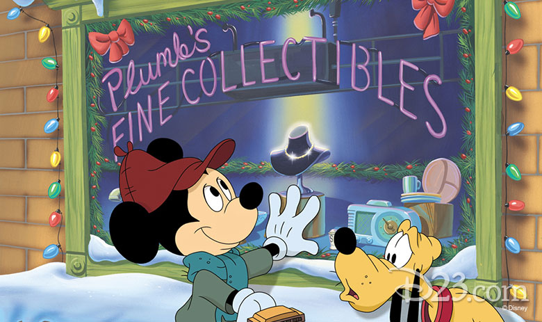 Re Live These Ho Ho Home Video Classics From Disney Christmases Past D23