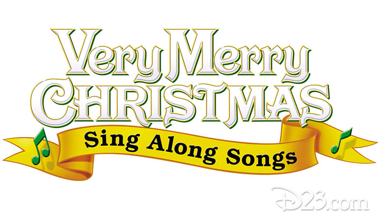Disney Sing Along Songs Very Merry Christmas Songs 2002.Re Live These Ho Ho Home Video Classics From Disney