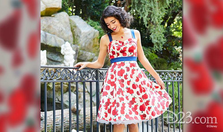 shopDisney Snow White merchandise