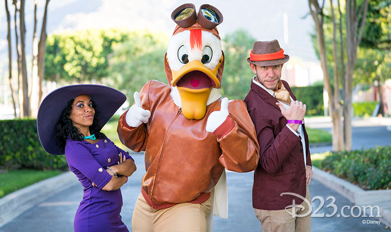 disney afternoon on the lot
