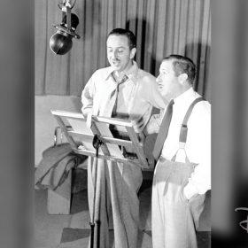 walt disney recording