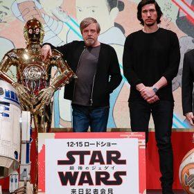 Star Wars: The Last Jedi premieres around the world