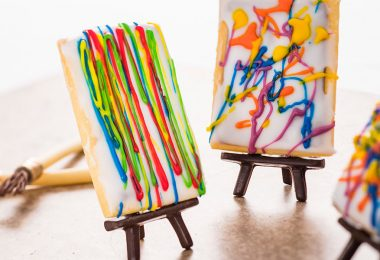Pop't Art recipe
